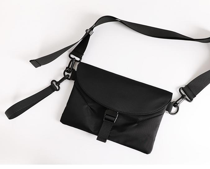 Túi đeo chéo vai nam tép mỏng thời trang siêu bền du lịch KS85 Shalla (tìm nguồn hàng túi đeo chéo giá sỉ)