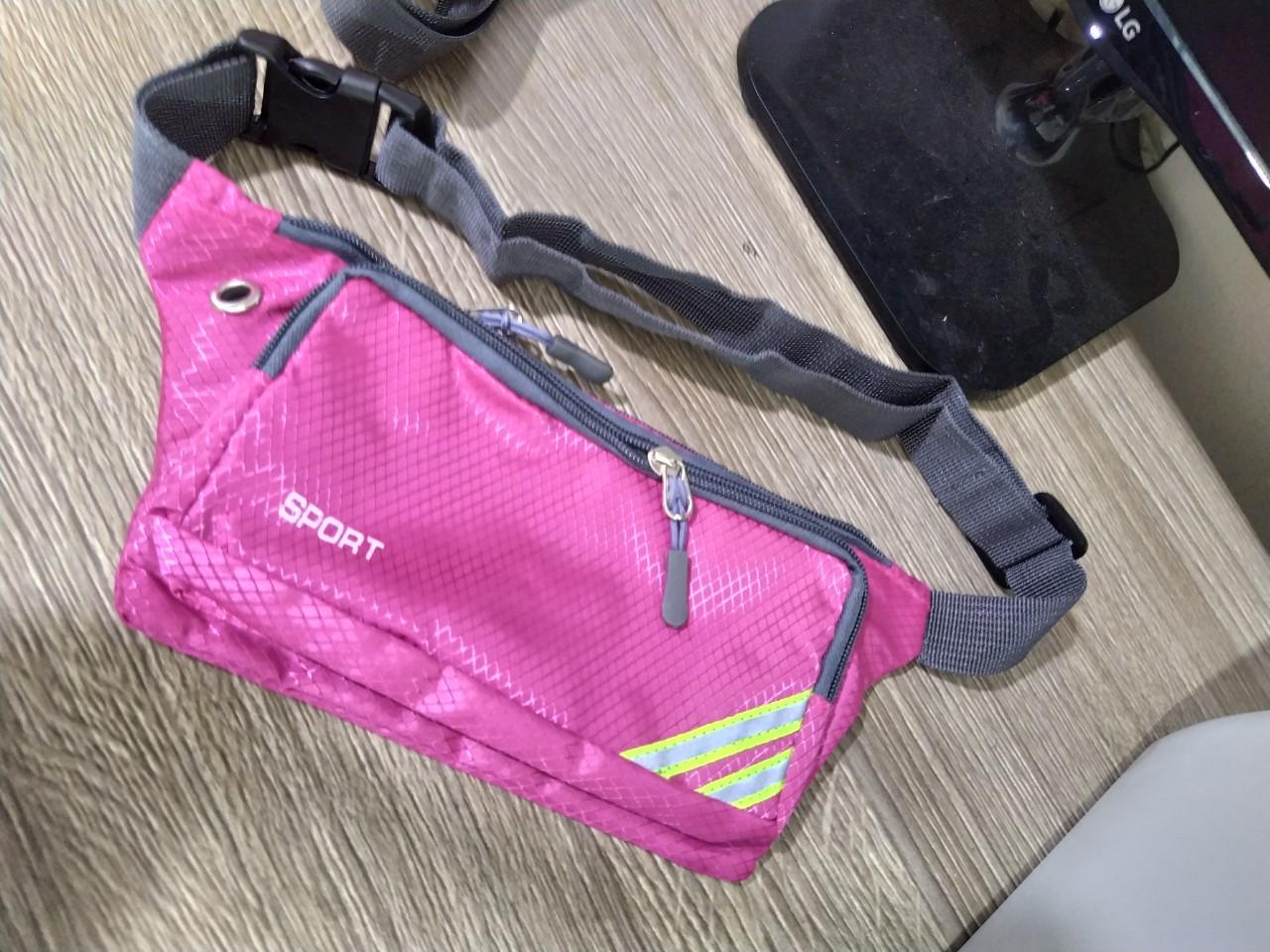 Túi đeo hông đeo bụng cao cấp thể thao du lịch sport KSD22 Shalla (Túi đeo hông đeo bụng giá sỉ )