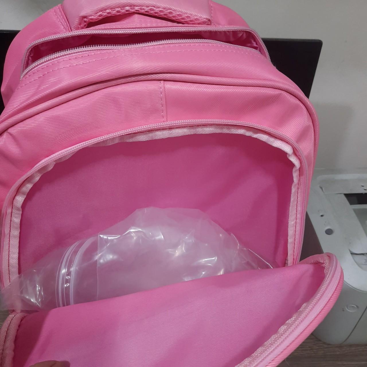 Balo cần kéo cho bé đi học in hình 3D có chứng năng chống Gù đọ bền cao đa năng Shalla (balo cần kéo cho bé giá sỉ)