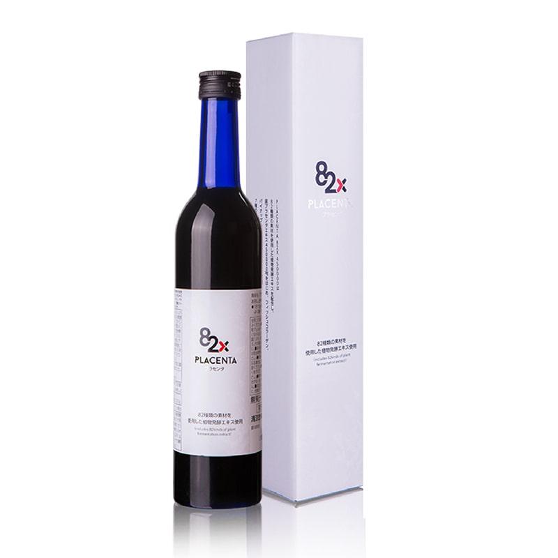Nước Uống Collagen Nhật Bản - Collagen Placenta 82x - 450.000mg