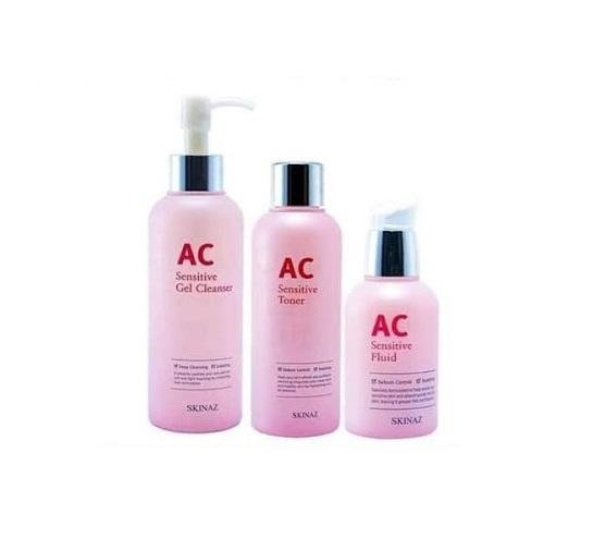 Combo Skinaz dưỡng sạch da nhờn dầu hiệu quả