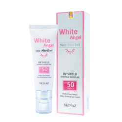 Kem Chống Nắng Skinaz Hàn Quốc Chính Hãng - White Angel Sun Sherbet