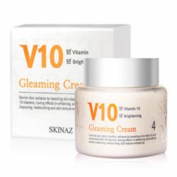 Skinaz V10 Gleaming Cream - kem dưỡng trắng da mặt tốt nhất