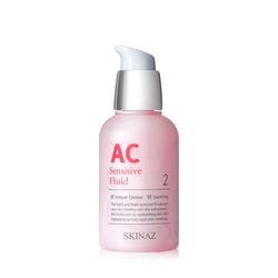 Skinaz AC Sensitive Fluid - Tinh Chất Phục Hồi Da Hư Tổn
