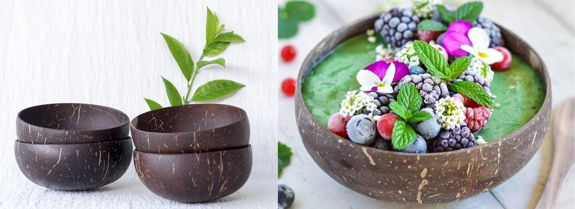 Gáo dừa coconut bowl