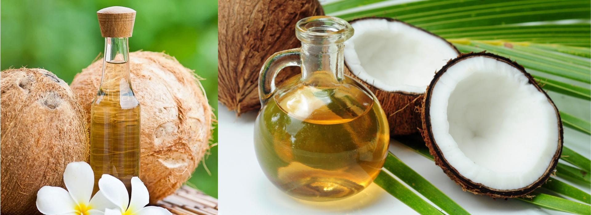 Dầu dừa coconut oill