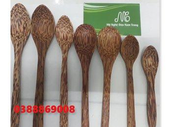 Muỗng gỗ dừa giá tốt mua ở đâu