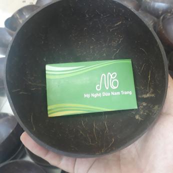 Bát gáo dừa Bến Tre
