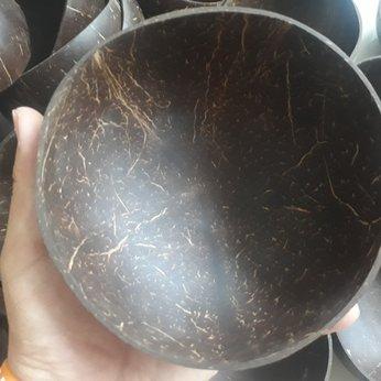Bát gáo dừa tự nhiên