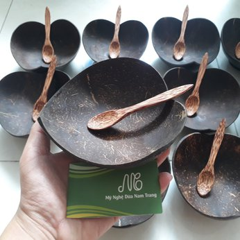 Muỗng gỗ ăn kem
