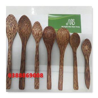 Muỗng gỗ dừa bến tre