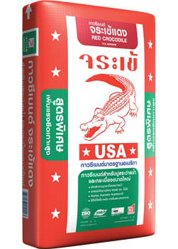 Red Crocodile Mã 1050 Màu Trắng