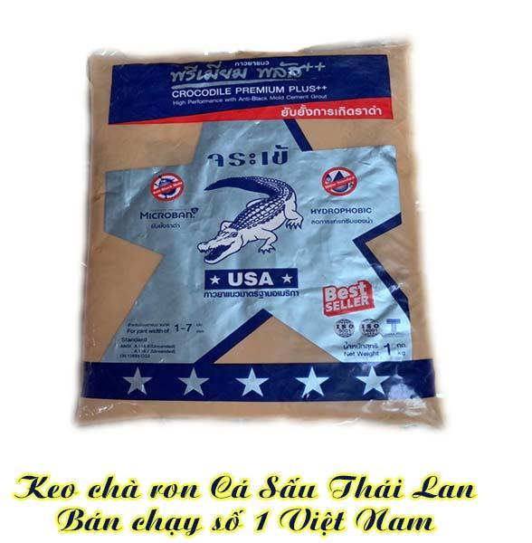 Keo Chà Ron Cao Cấp Thái Lan Màu Kem Nhạt Mã 0722 ( Gói / Kg)