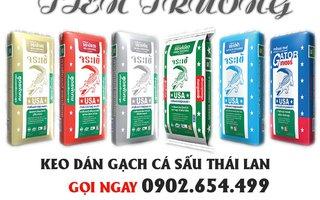 Keo dán gạch Cá Sấu Thái Lan Nhà Bè - quận 7