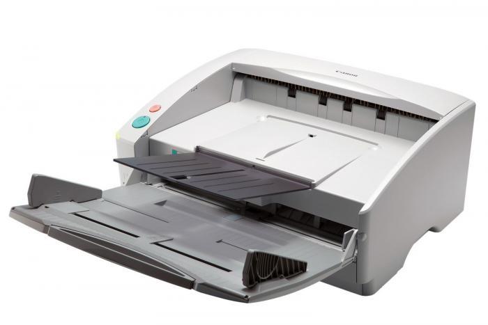 Máy quét bài thi canon DR 6030C - máy Scan