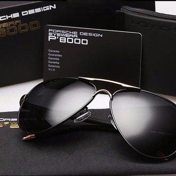 MẮT KÍNH CAO CẤP PORSCHE DESIGN thuộc series P8000 của thương hiệu siêu xe Porsche