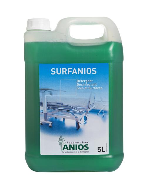 DUNG DỊCH KHỬ TRÙNG SÀN SURFANIOS-5L
