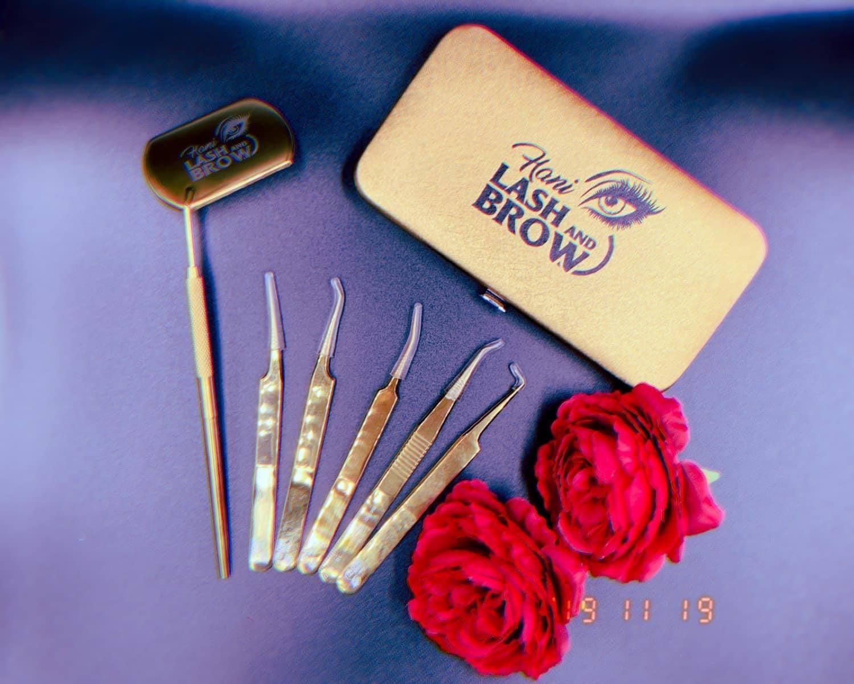 ™Nhíp Tách Mi -Nhíp Tách Mi Camellia -Cao Cấp -Giá Rẻ -Pakistan