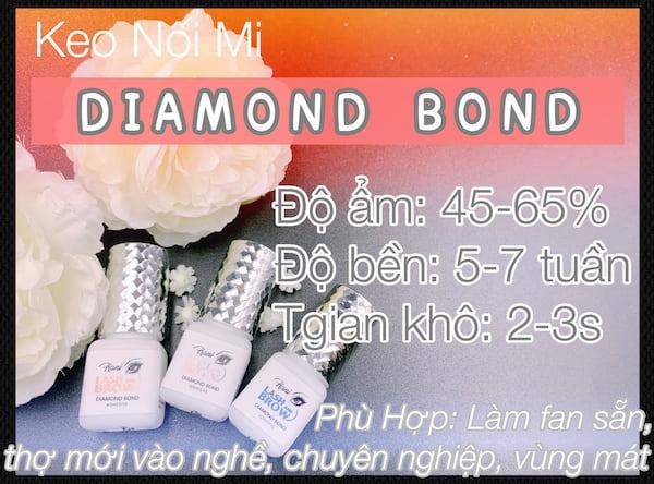 ™Keo Nối Mi Siêu Bền Diamond Bond - Ít Cay - Nhập Khẩu Hàn Quốc 100%
