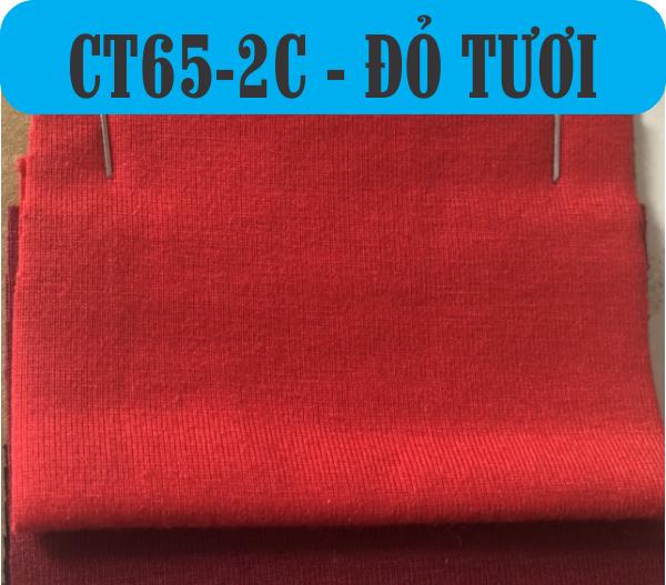 vải cotton 65/35 co giãn 2 chiều