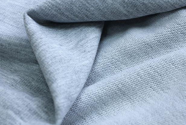 Vải lacoste màu xám tiêu