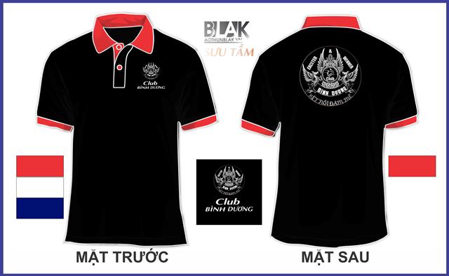 Mẫu áo đồng phục nhóm đẹp - Hình 09