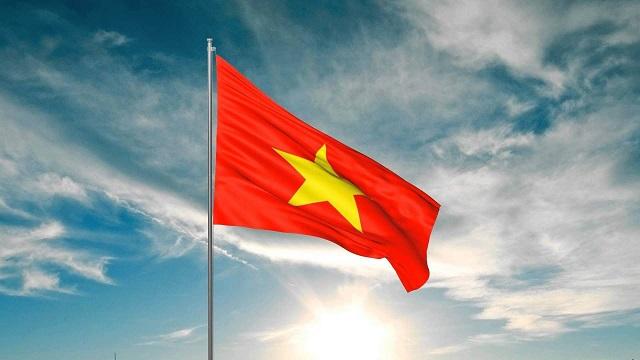 Cờ đỏ sao vàng là Quốc kỳ duy nhất của Việt Nam