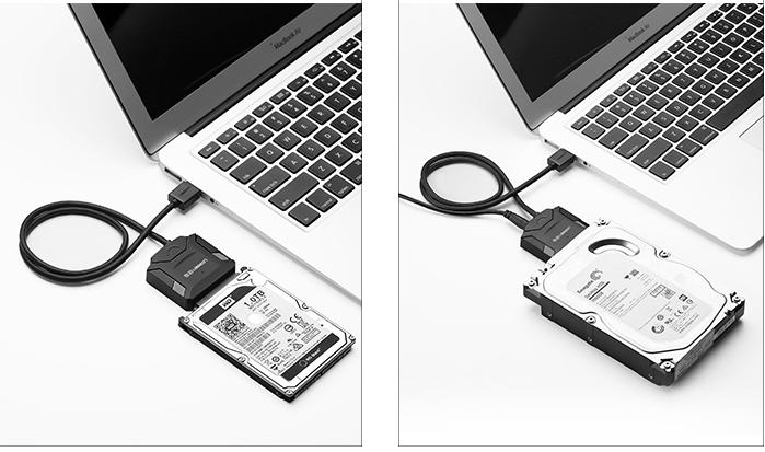 Cáp chuyển USB 3.0 to SATA Ugreen 20202