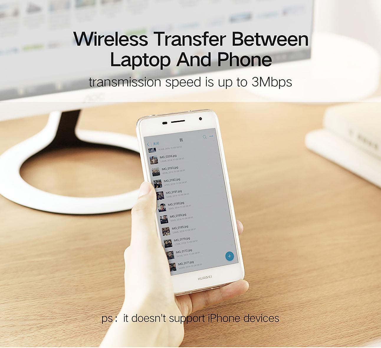 USB thu Bluetooth 4.0 Ugreen 30443