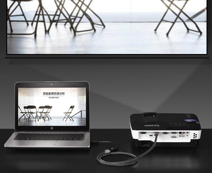 Cáp chuyển Displayport to HDMI  Ugreen 40363