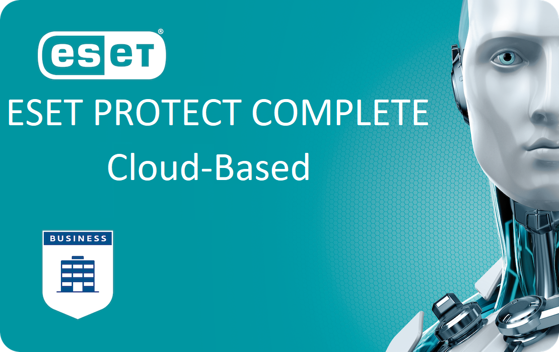 ESET PROTECT COMPLETE Cloud-Based