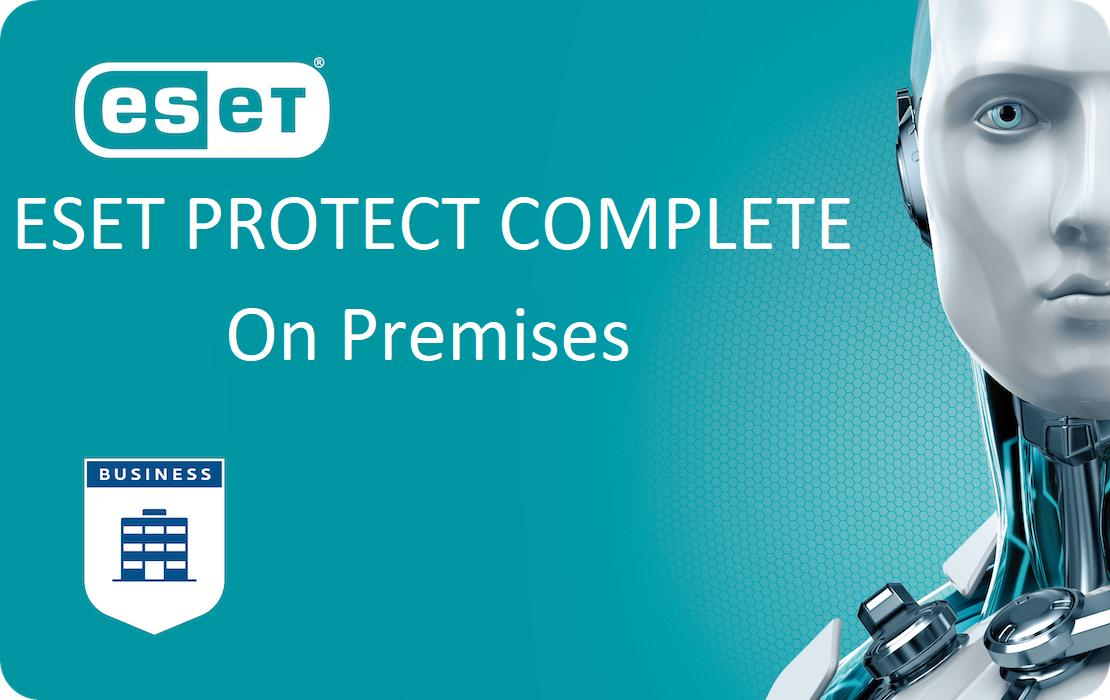 ESET PROTECT COMPLETE On Prem