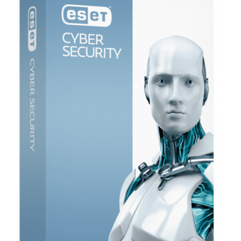 ESET CYBER SECURITY 3 USER 1 YEAR