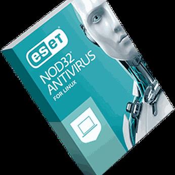 ESET NOD32 ANTIVIRUS FOR LINUX DESKTOP 1 User 1 Year