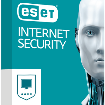 ESET INTERNET SECURITY 3 USER 1 YEAR