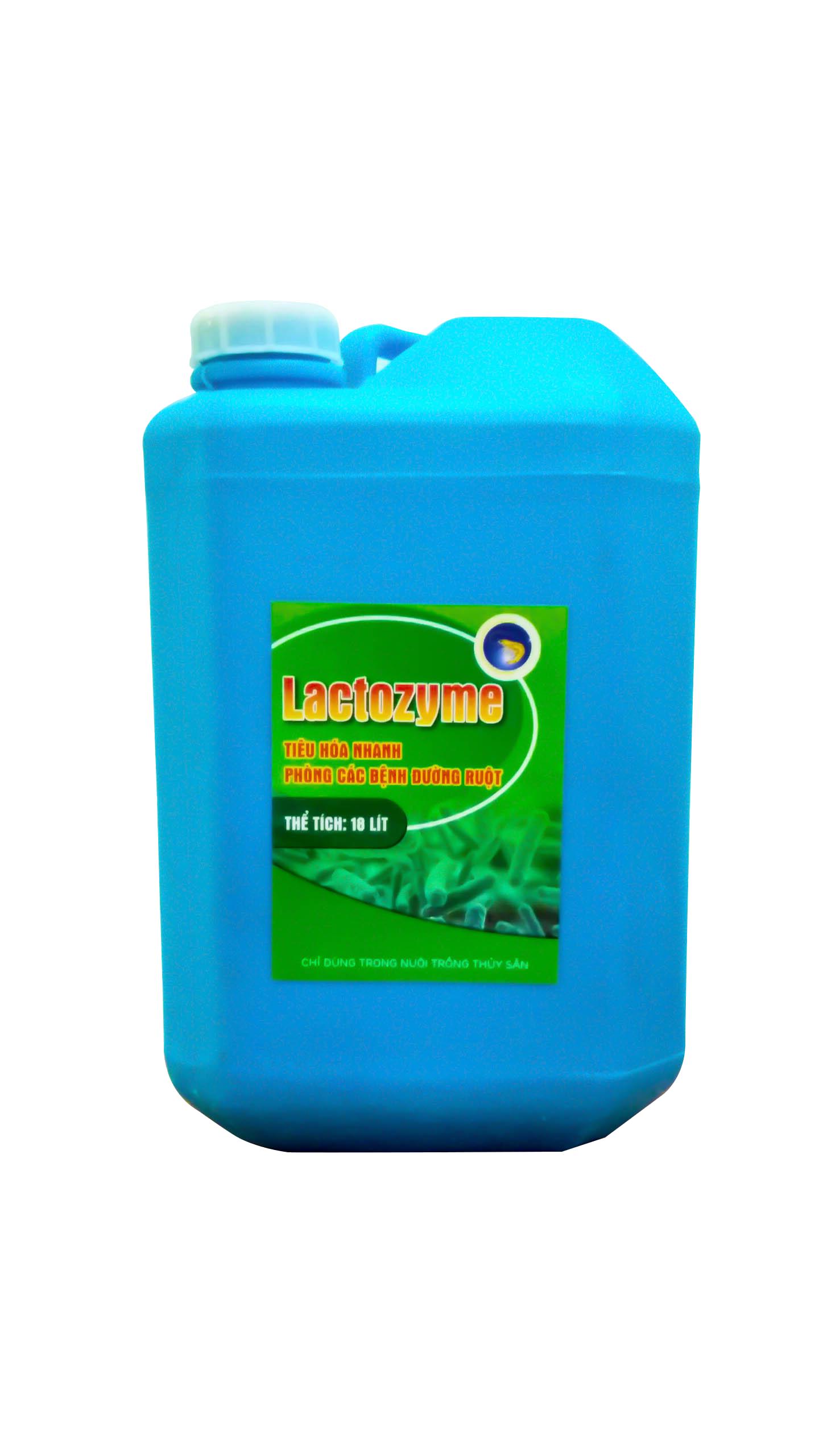 Lactozyme kích thích tôm ăn mạnh phòng trị đục cơ cong thân