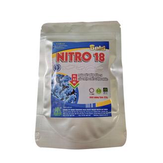 NITRO 18 - Phân hủy mùn hữu cơ, cải thiện chất lượng nước.