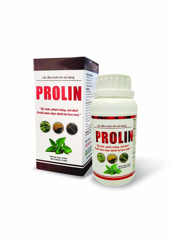 PROLIN - Thảo dược đặc trị phân trắng