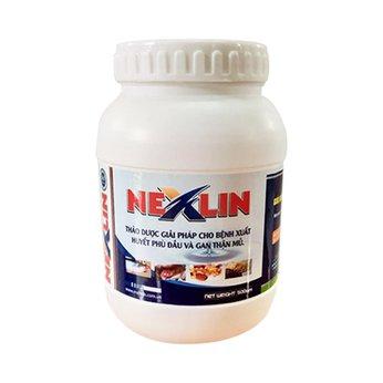 NEXLIN - Thảo dược giải pháp cho bệnh xuất huyết phù đầu và gan thận mủ