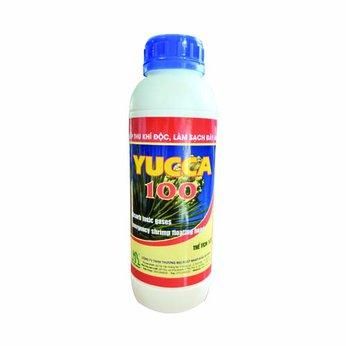 YUCCA 100 - Hấp thu khí độc trong ao nuôi