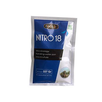 NITRO 18 - Probiotics to clean water