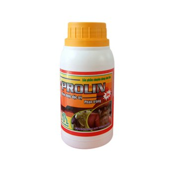 PROLIN – special treatment for white feces diseases by herbal