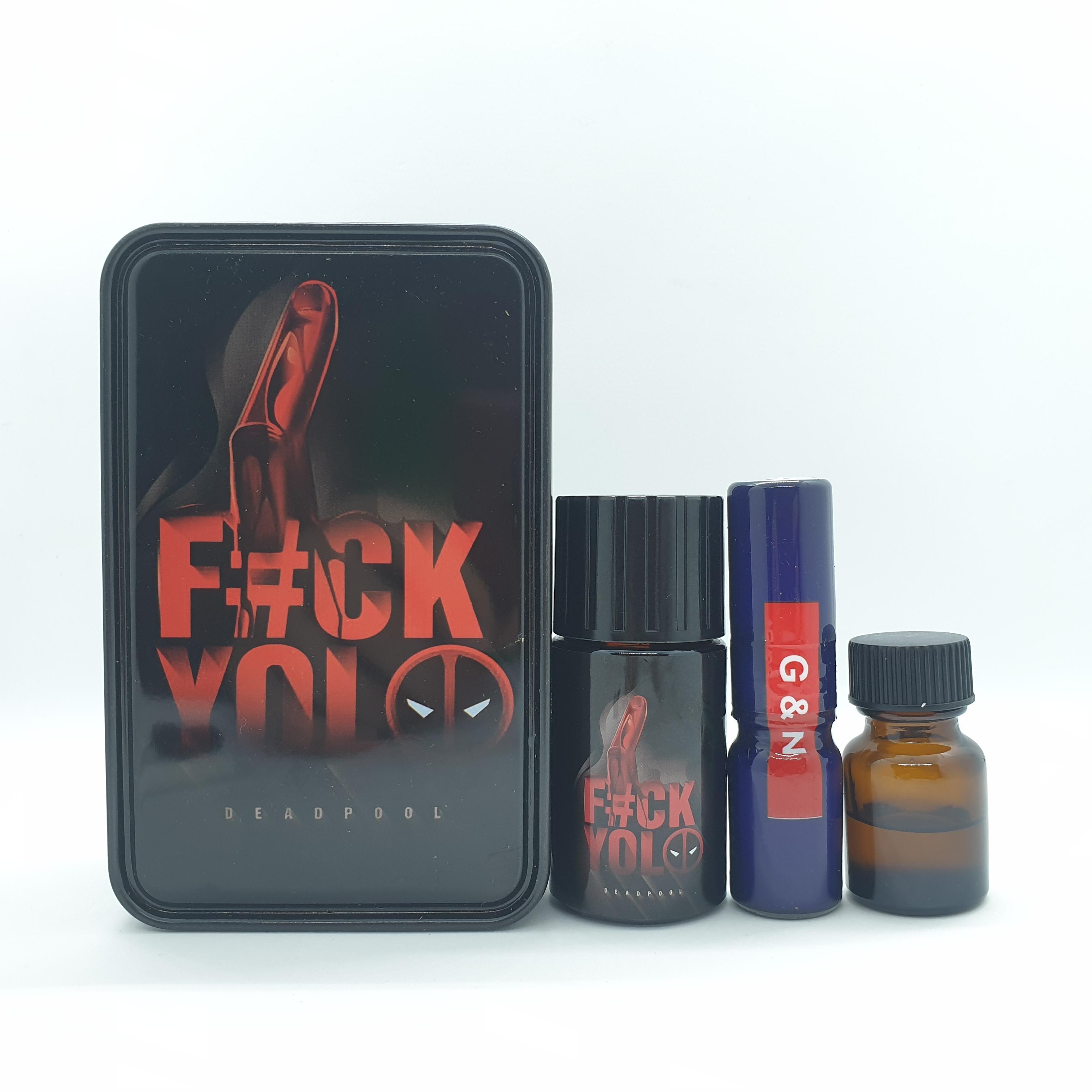 POPPER FUCK YOU - 40ml, TẶNG GEL KY