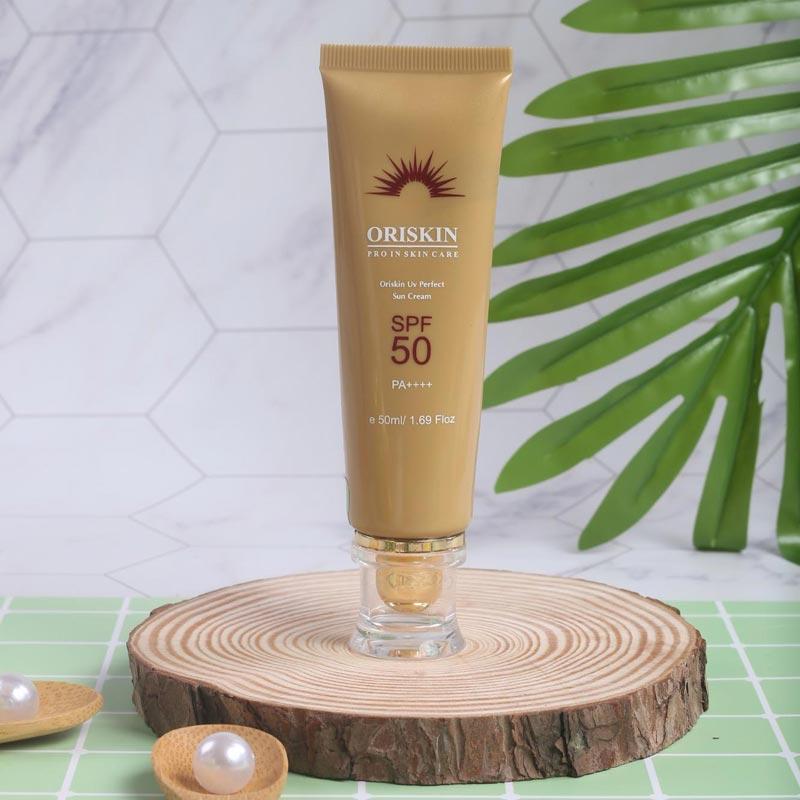 Kem chống nắng, trang điểm Oriskin UV Perfect Sun Cream (SPF >50, PA++++)