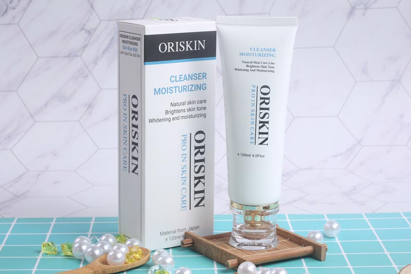 Sữa rửa mặt làm sạch da, giữ ẩm Oriskin Cleanser Moisturizing