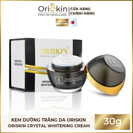 Kem Dưỡng Trắng - Dưỡng Ẩm Da Oriskin Crystal Whitening Cream ( 30g )