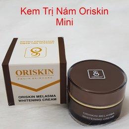 Kem Đặc Trị Nám Tàn Nhang Mini 6g - Oriskin Melasma & Whitening Cream