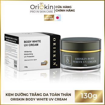 Kem Body Dưỡng Trắng, Dưỡng Ẩm Da Toàn Thân - Oriskin Body White UV Cream