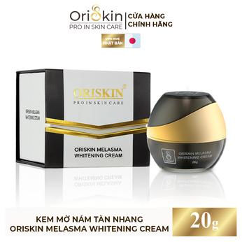 Kem Đặc Trị Nám Tàn Nhang - Oriskin Melasma & Whitening Cream ( Size 20g )
