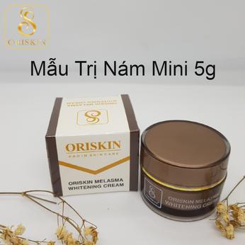 Kem đặc trị Nám Tàn Nhang - Oriskin Melasma & Whitening Cream Mini 5g